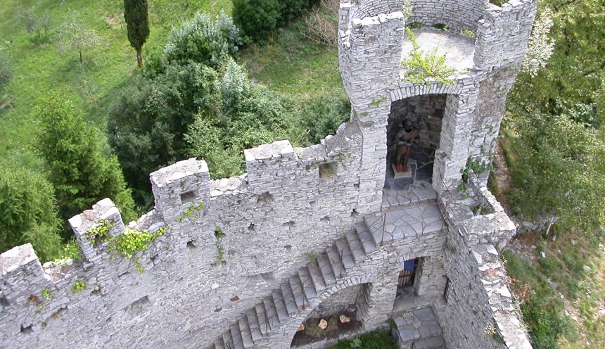 Gita scolastica ed escursione al Castello di Vezio