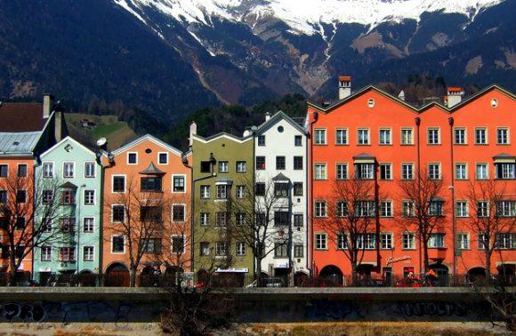 Austria fra storia e città d'autore