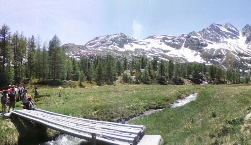 Viaggio di istruzione con trekking nel Parco del Gran Paradiso