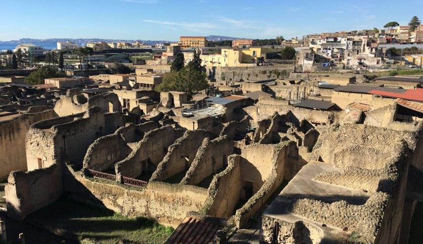 Viaggio di istruzione a Napoli