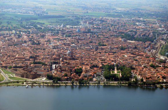 Mantova e il Parco del Mincio