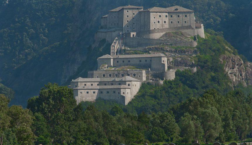 gita scolastica nella bellissima valle d'aosta