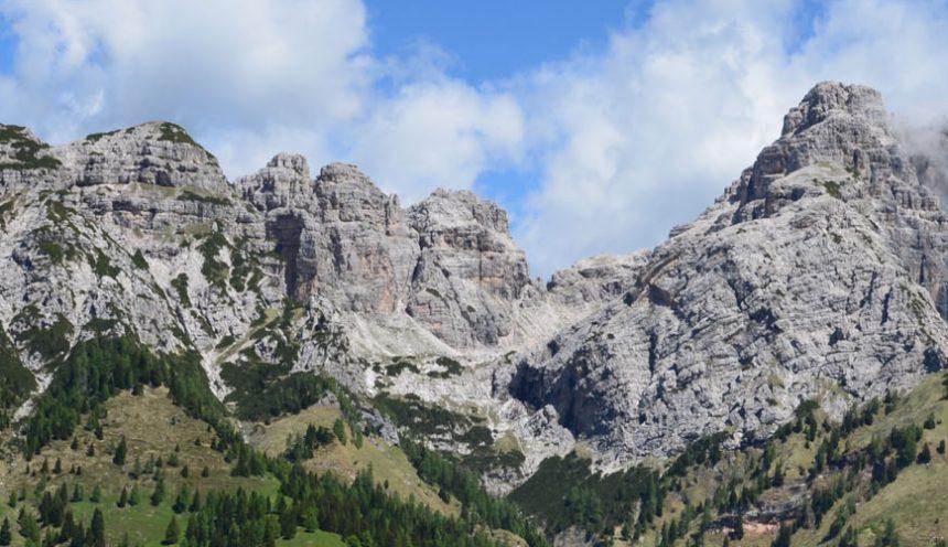 viaggio di istruzione Parco Dolomiti Bellunesi