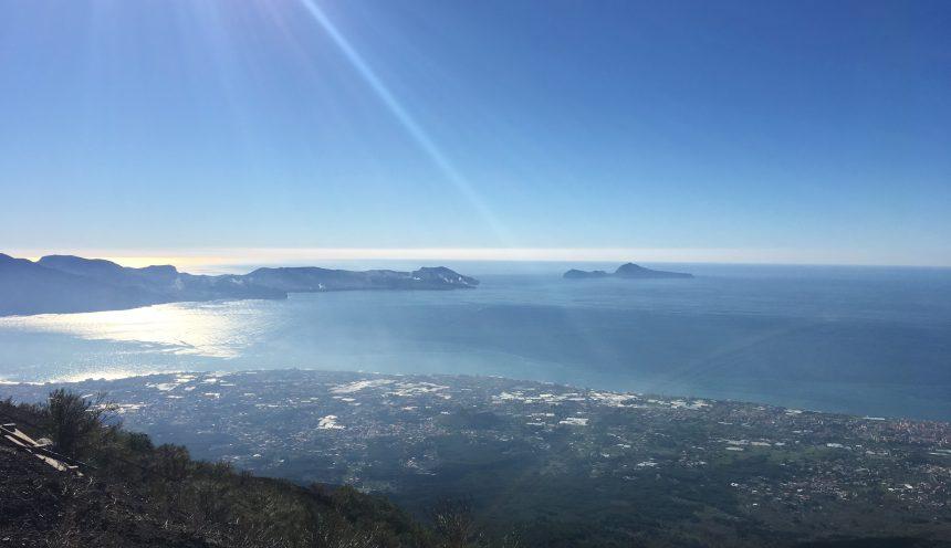 Uscita didattica ed escursione al Vesuvio