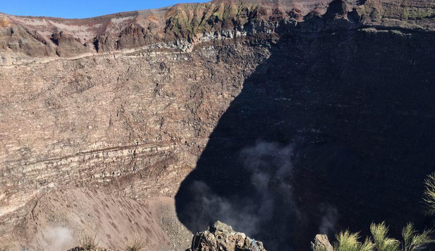 Uscita didattica ed escursione sul Vesuvio