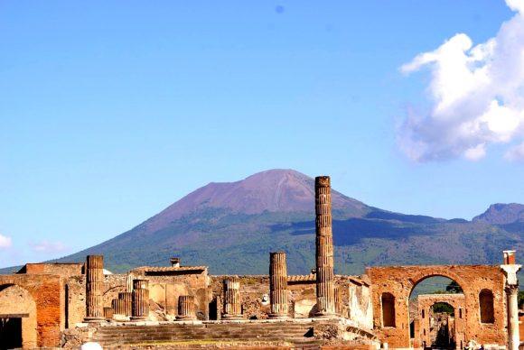 Pompei, Ercolano e il Vesuvio