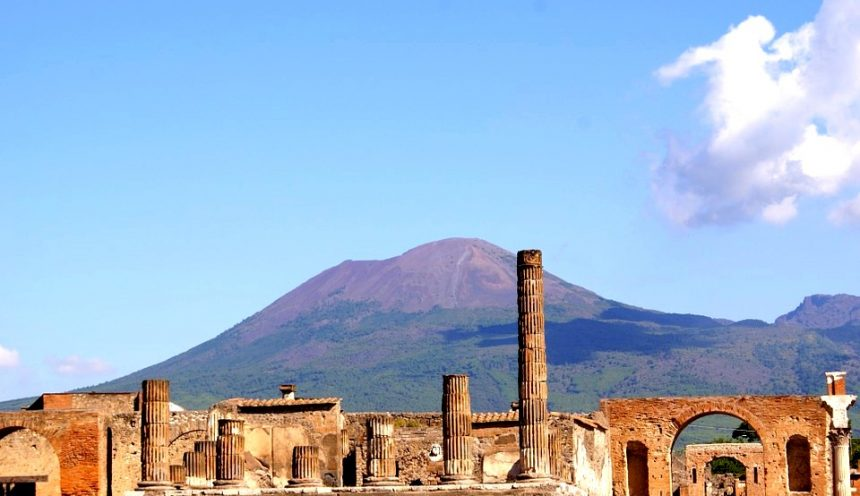 Uscita didattica a Pompei