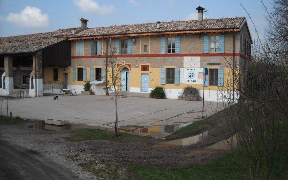 Oasi WWF le Bine, Parco Oglio Sud