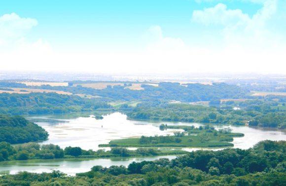 Riserva Naturale Regionale Nazzano, Tevere-Farfa
