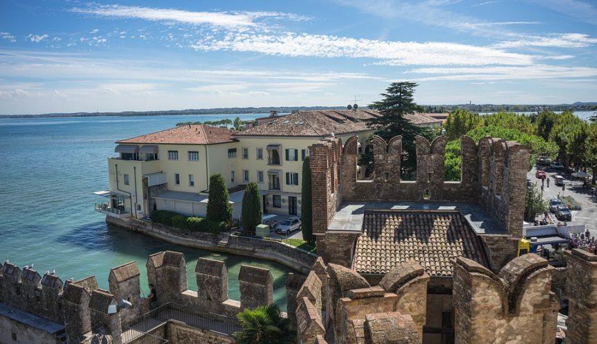viaggio di istruzione e uscita didattica sul Lago di Garda