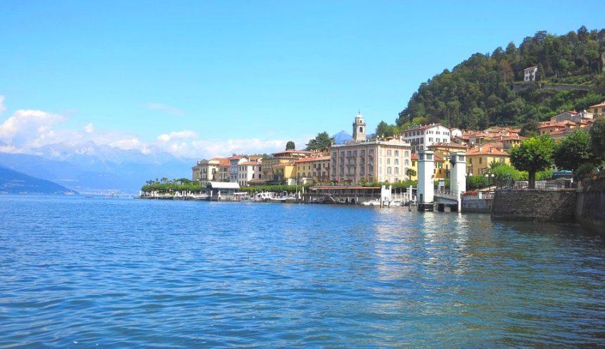gita scolastica a Como con visita alla Villa Carlotta