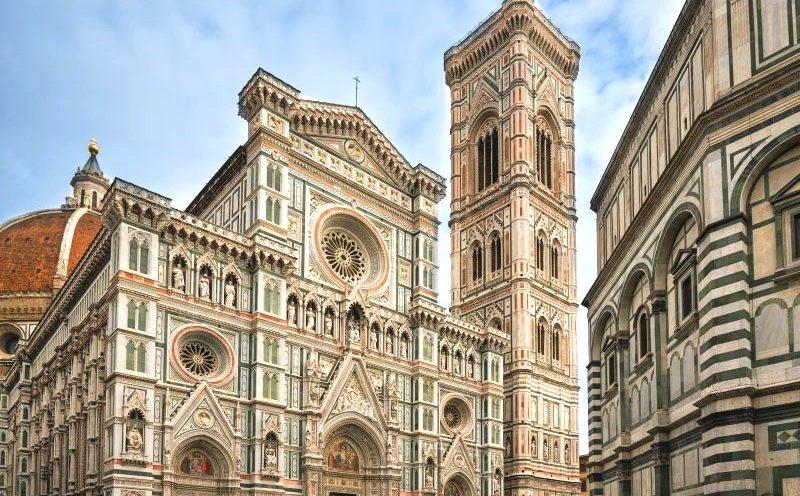 Viaggio di istruzione nella capitale dell'arte Firenze