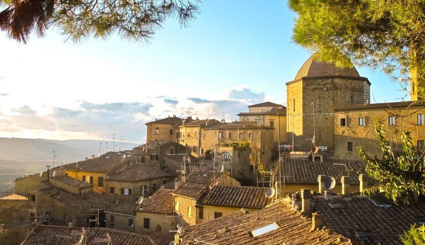 Viaggio di istruzione con uscita didattica a Volterra