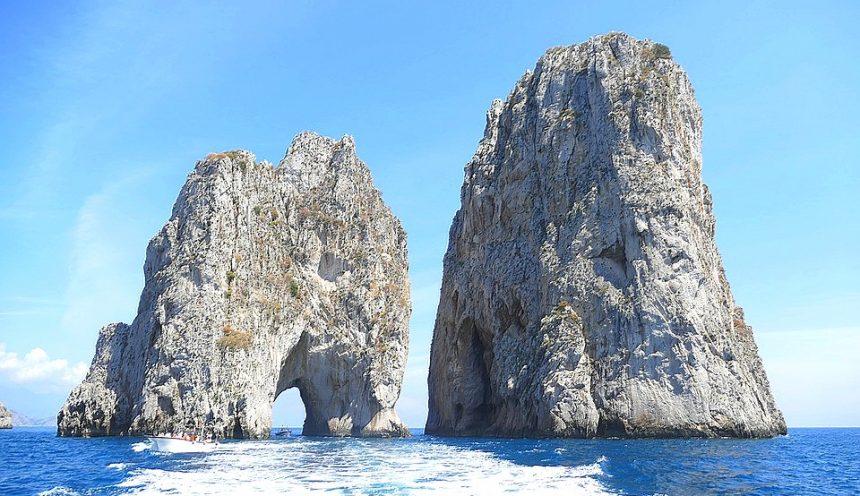 viaggio di istruzione e turismo scolastico sulla Costiera Amalfitana: Capri