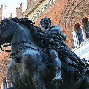 Piacenza e il Castello di Rivalta