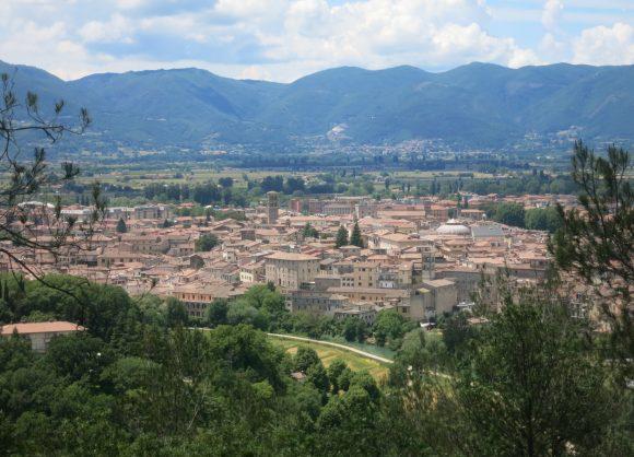 Rieti e i luoghi di San Francesco