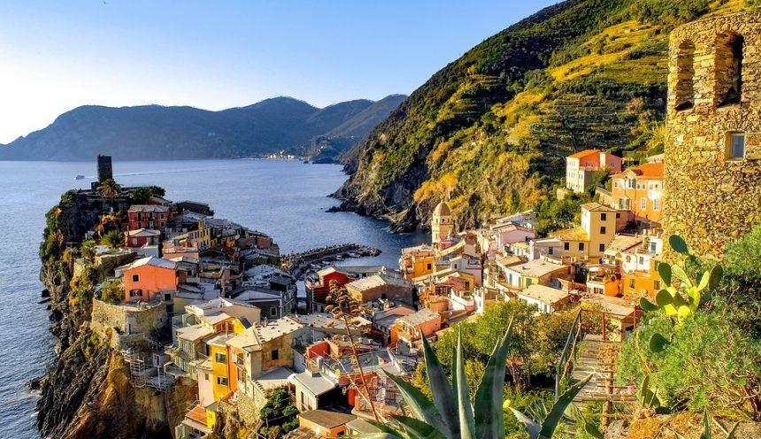 Viaggio di istruzione e turismo scolastico in Liguria: Vernazze