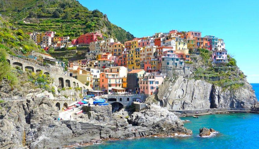 Viaggio di istruzione e turismo scolastico in Liguria: Manarola