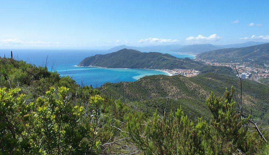 Viaggio di istruzione e turismo scolastico in Liguria: Punta Manara