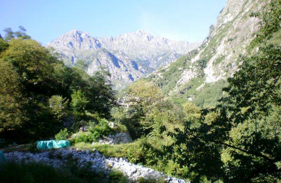 Valchiavenna, Val Codera