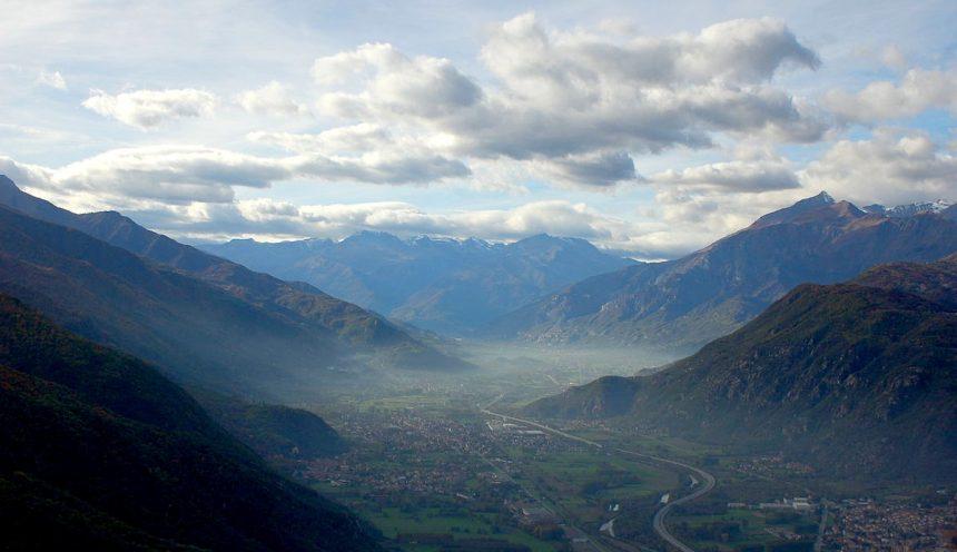 Gita scolastica con escursione in Val Susa
