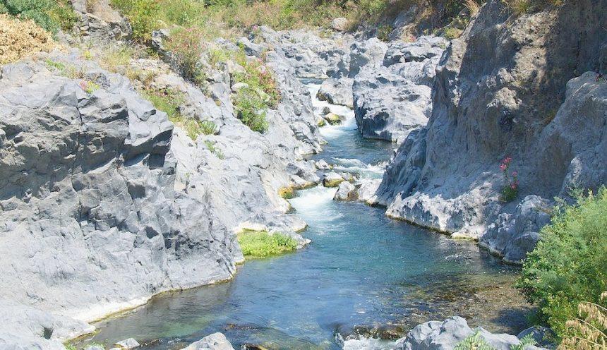 Viaggio di istruzione e turismo scolastico in Sicilia: escursione alle Gole