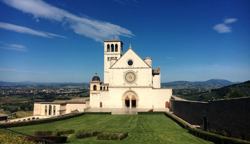 viaggio di istruzione e uscita didattica in Umbria