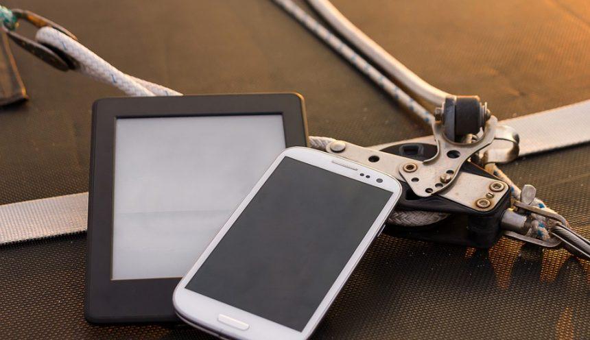 progetto formativo per studiare i minerali presenti nei tablet, smartphone e pc
