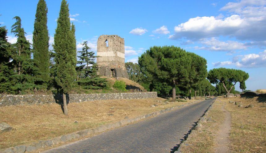 Uscita didattica per percorrere la via Appia Antica
