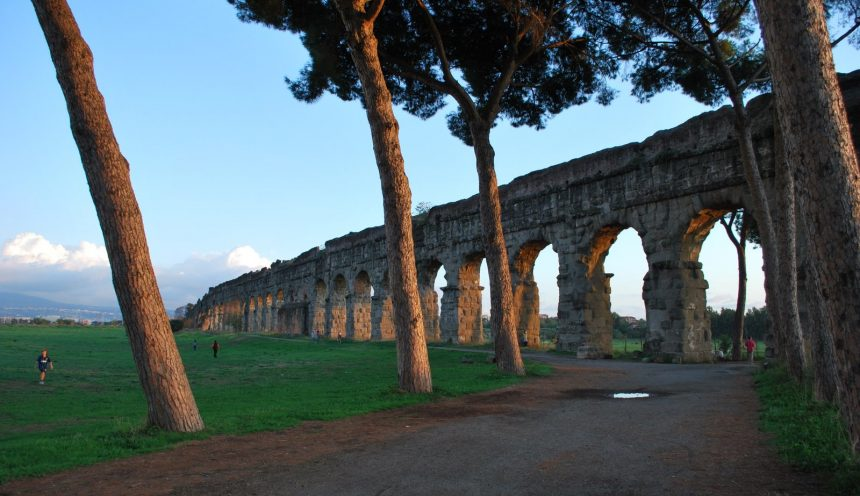 Gita scolastica per i Parchi di Roma