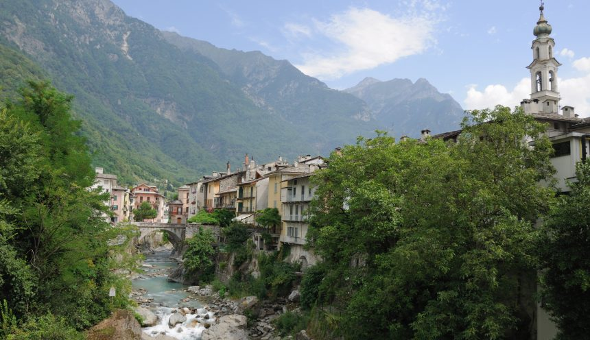 Turismo scolastico per scoprire Chiavenna