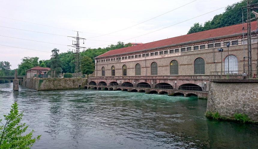 Uscia didattica: visita della Centrale idroelettrica Bertini