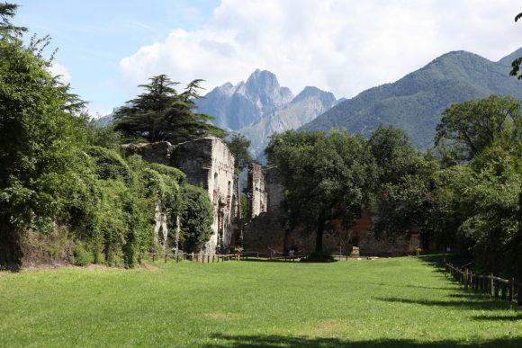 Le antiche fortezze di Colico