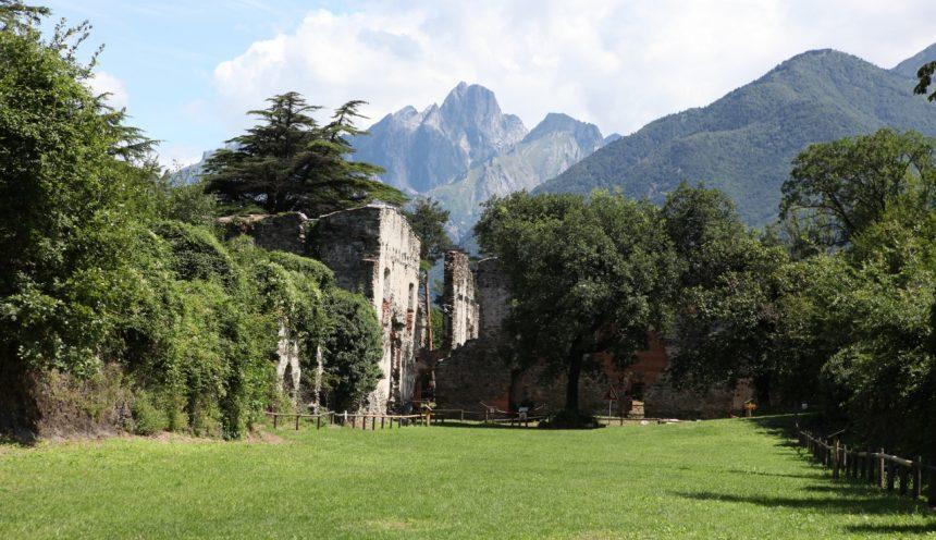Turismo scolastico a Colico per visitare il Forte di Fuentes