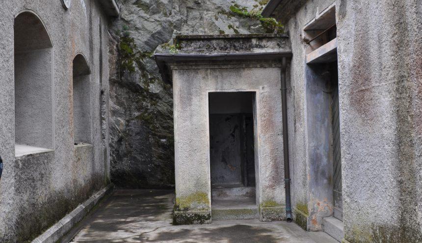 Uscita didattica a Forte Montecchio Nord