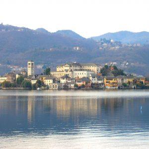 Orta e l'Isola di San Giulio