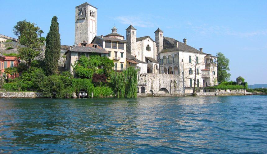 Turismo scolastico presso san Giulio
