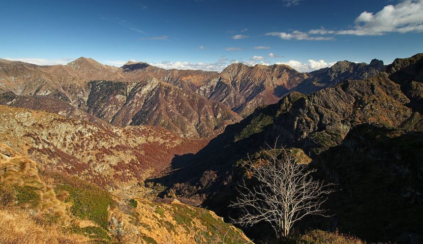 Turismo scolastico nella stupenda Val Grande