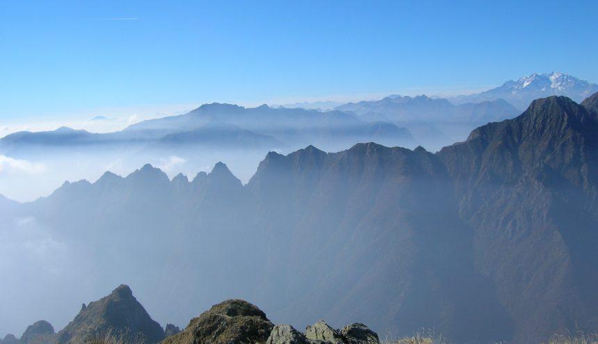 Turismo scolastico per ammirare i bellissimi panorami in Val Grande