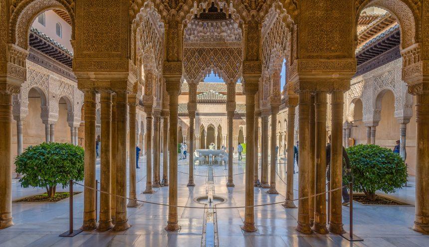 viaggio d'istruzione in Andalusia