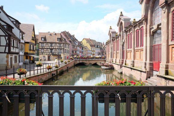 Strasburgo e Alsazia