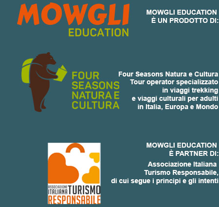 Partner Mowgli Education Viaggi Scolastici