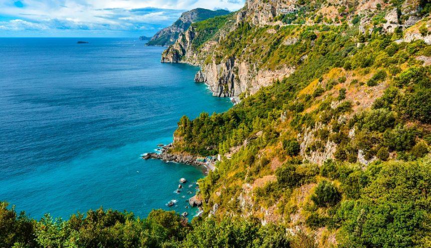 uscita didattica alla Costiera Amalfitana