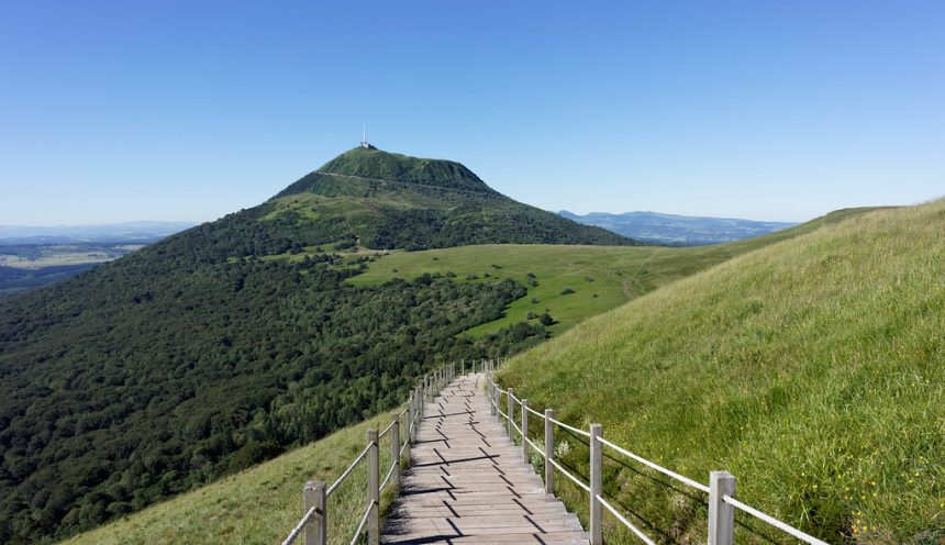 viaggio d'istruzione Alvernia e il Parco dei Vulcani