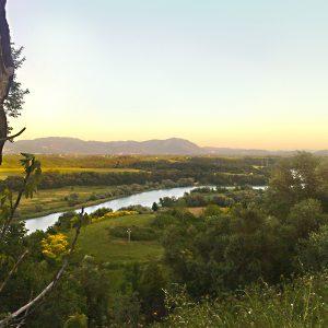 Riserva Naturale Regionale Nazzaro, Tevere – Farfa