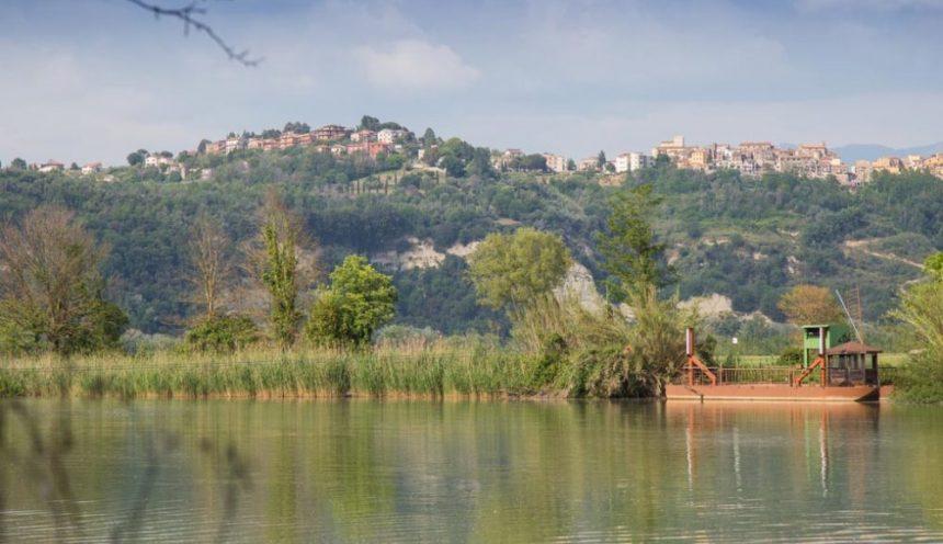 uscita didattica Riserva naturale Regionale Nazzaro Tevere - Farfa