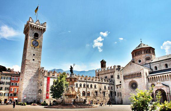 Trentino fra arte storia e natura