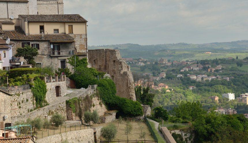 uscita didattica narni sotterranea e medievale