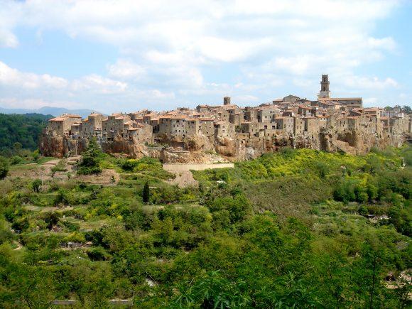 Via delle Cave di Pitigliano e Sovana