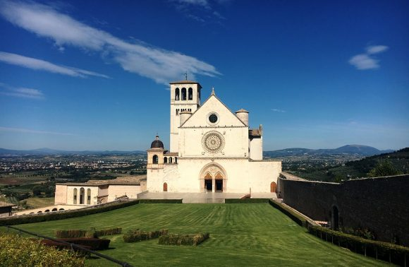 Assisi e Santa Maria degli Angeli